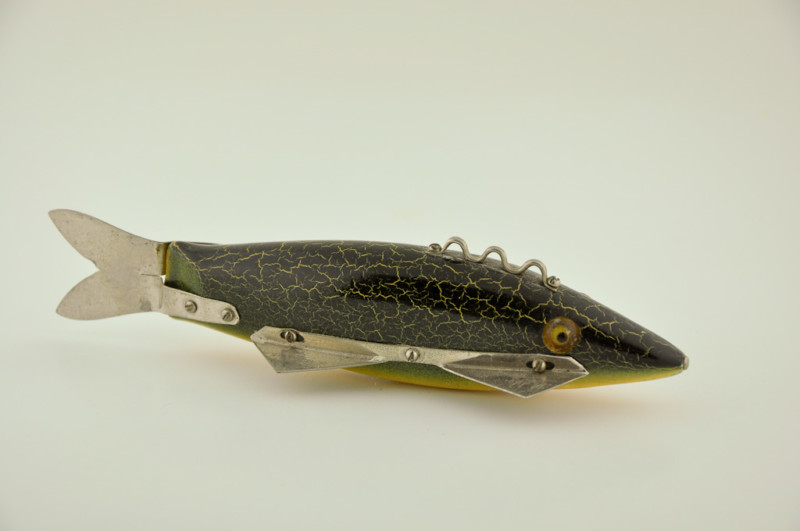 Heddon Ice Decoy Antique Lure