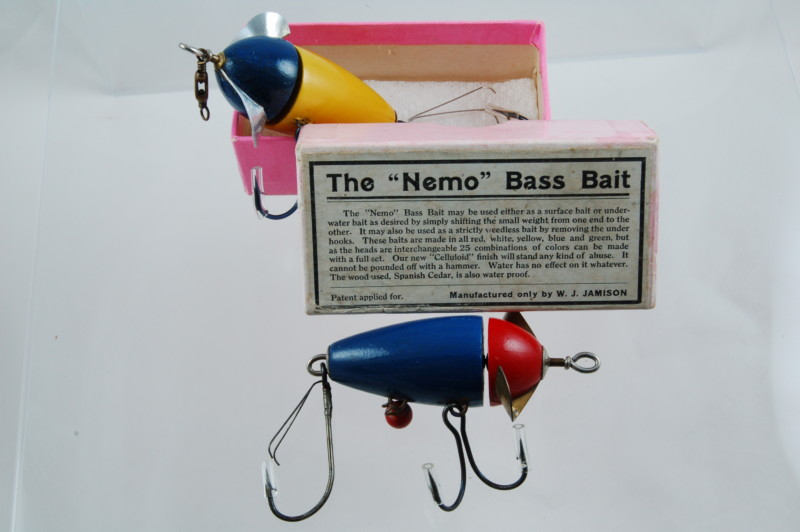 Jamison Nemo Antique Lure