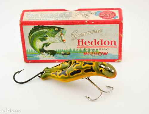 Heddon Little Luny Frog Lure