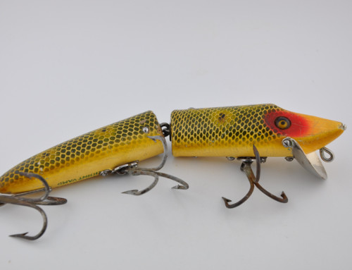 Heddon Giant Jointed Vamp Lure