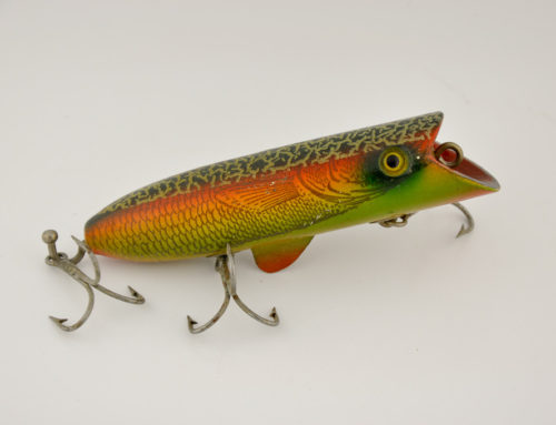 Shakespeare Jacksmith Antique Lure