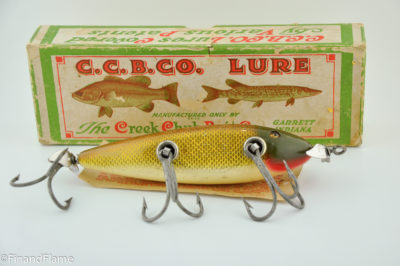 Golden Shiner Husky Injured Minnow Lure