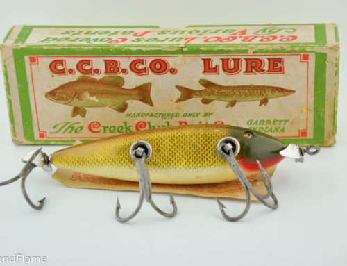 Creek Chub Husky Injured Minnow Lure