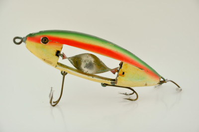 Omer Immell Inventor of the Chippewa Lure