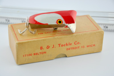 Roller Flasher Antique Lure