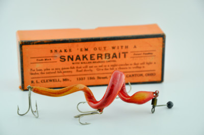 Clewell Snakerbait Lure