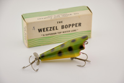 Weezle Bopper Antique Lure