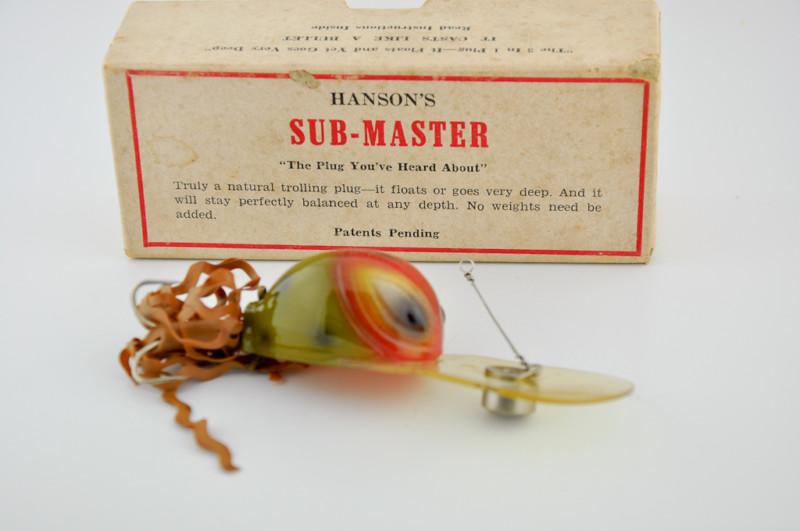 Hanson Sub Master Lure