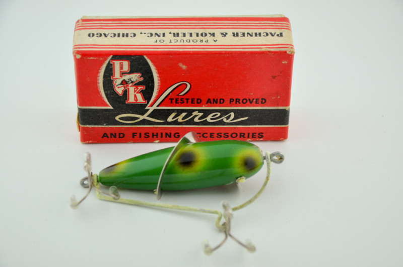 Pachner Koehler Spinning Minnie Lure