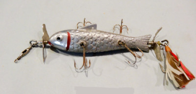 Bonafide Minnow Antique Lure