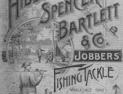 Hibbard Spencer Bartlett Fishing Catalog