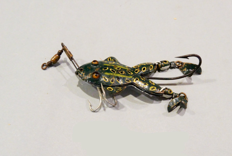 Pflueger Archive Frog Lure