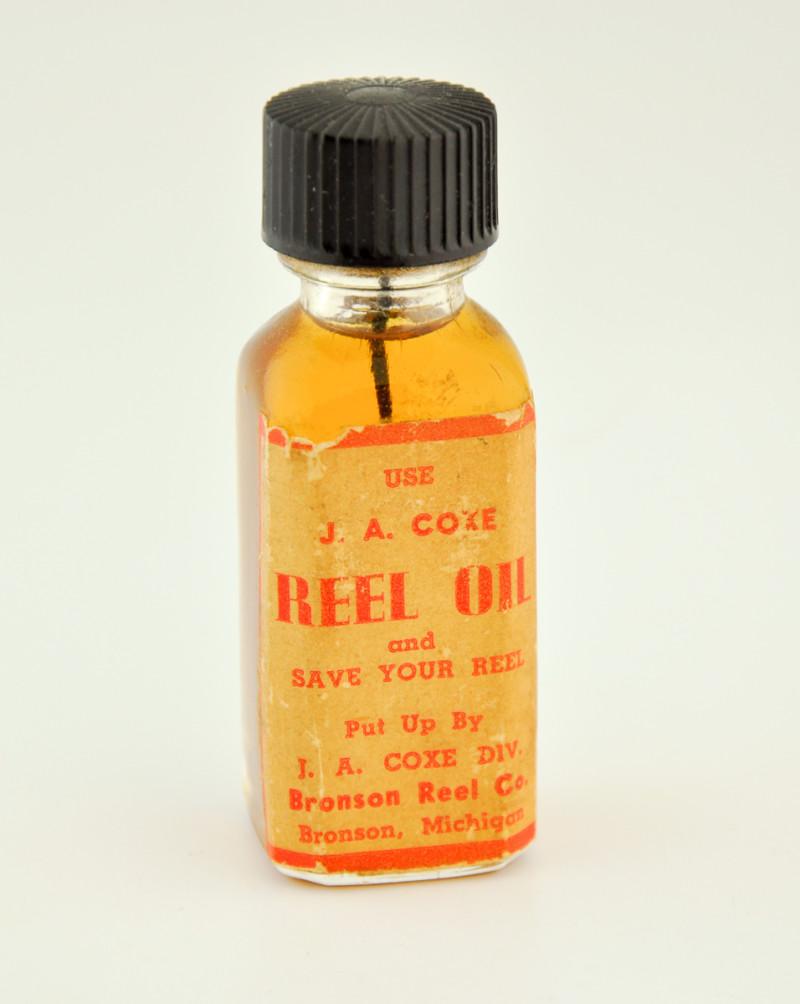 J.A Coxe Reel Oil