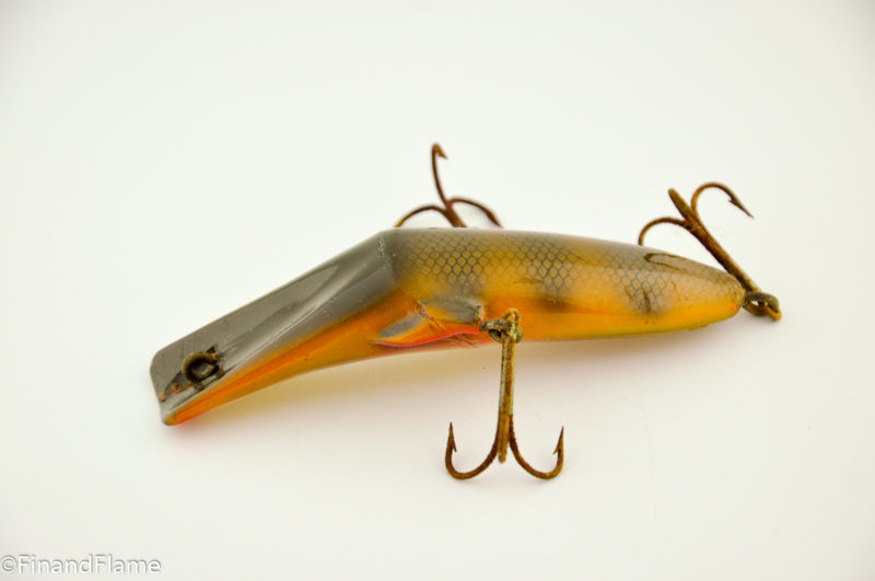 Mercury Minnow Antique Lure