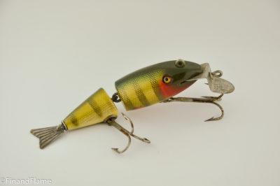 Creek Chub Wigglefish Lure