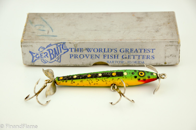Eger Junior Dillinger Lure