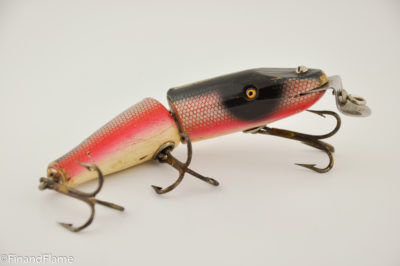 Creek Chub Jointed Pikie Antique Lure