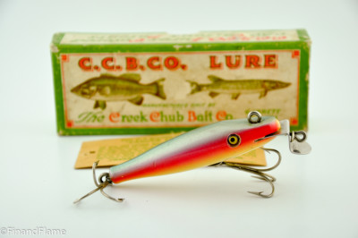 Creek Chub Baby Pikie Lure