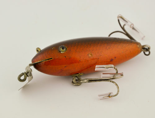 Creek Chub Baby Wiggler Lure