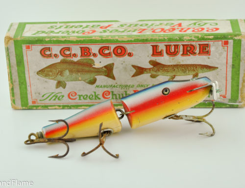 Creek Chub Jointed Snook Pikie Lure