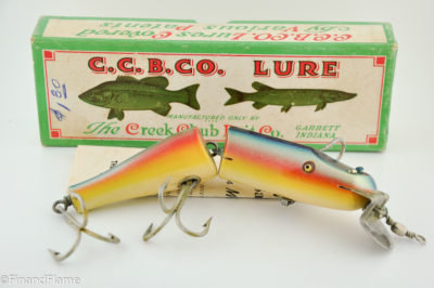 Creek Chub Jointed Husky Pikie Lure