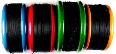 Tight Lines Tuesday Colored Spools