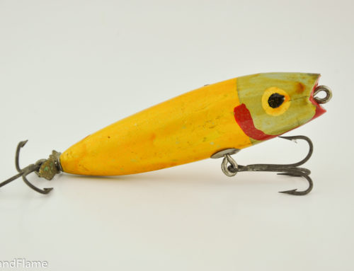 Pfeffer Cast Top Antique Lure