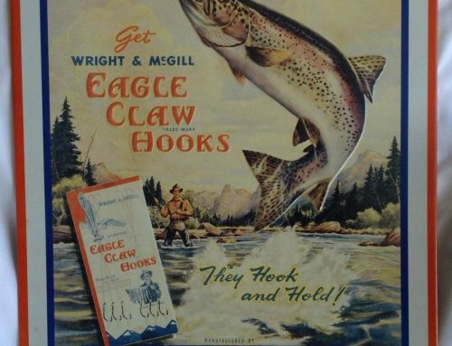 Wright McGill Eagle Claw History