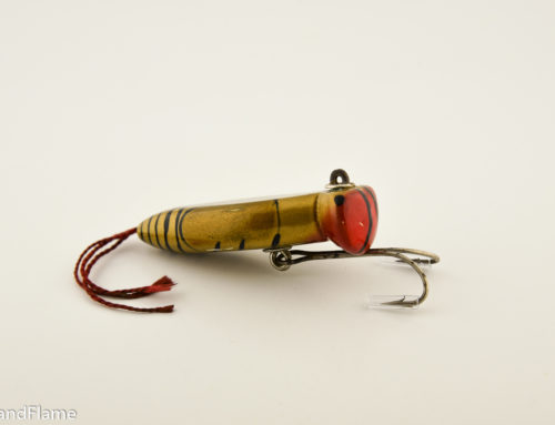 Creek Chub Big Creek Bug Wiggler Lure